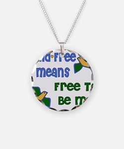 Child-Free Me Necklace