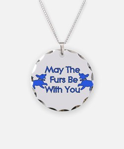 May The Furs Be With You Necklace