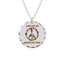 Dogs Of Peace Necklace