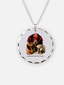 Doggie Philosophers Necklace