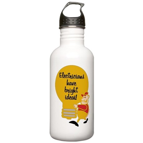 Electricians Stainless Water Bottle 1.0L