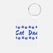 Cat Dad Keychains