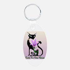 Cat Claw Keychains