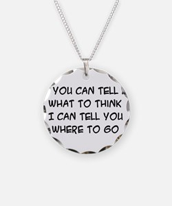 Free Thinker Necklace