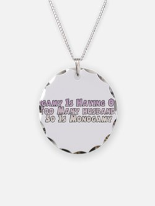 Monogamy Women Version Necklace