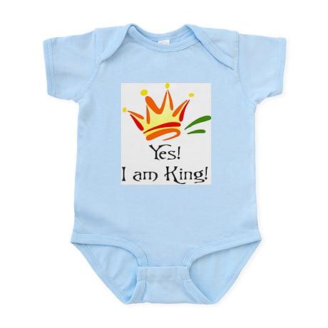 Yes, I'm King! Infant Creeper