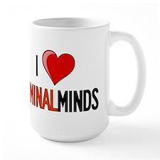 I Love Criminal Minds Mug