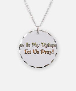 Sex Is My Religion Necklace