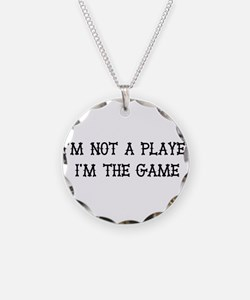 I'm The Game Necklace