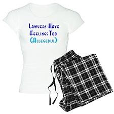 Anti-Lawyer Humor Pajamas