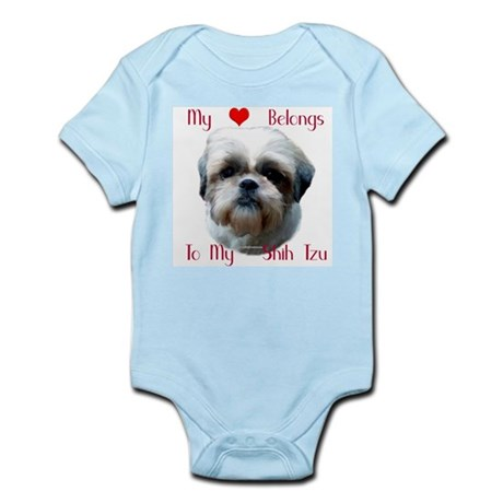 Shih 1 Infant Creeper