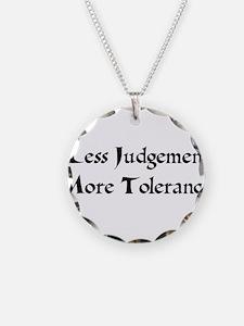 Tolerance Necklace