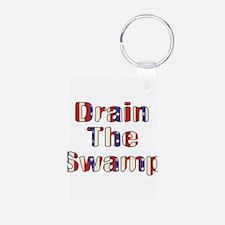 Drain The Swamp Keychains