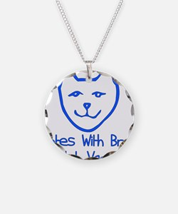 Anti-Palin Voter Necklace