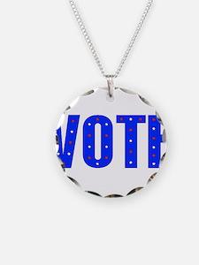 Vote Election 2008 Necklace