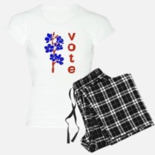 2008 Election Voter Pajamas