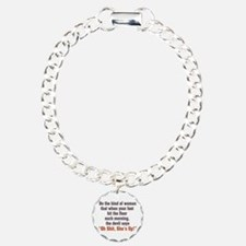 Be the Kind of Woman Bracelet