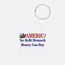 America For Sale Keychains