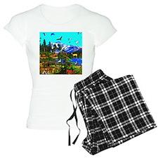 Peaceful World Pajamas