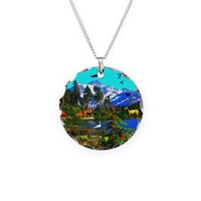 Peaceful World Necklace
