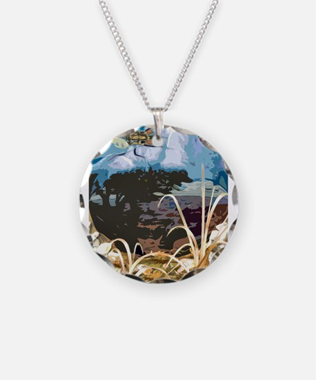Fly On The Mountain Necklace