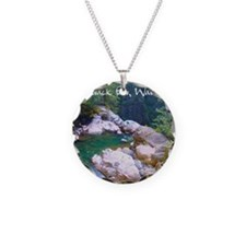 Nooksack Falls Necklace