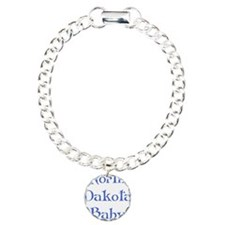 North Dakota Baby (blue) Bracelet