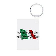 CUSTOM For Italian Stud Guy Keychains