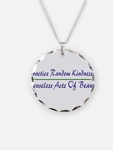 Cute Good karma Necklace