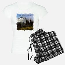 Mt. Rainier #3 Pajamas