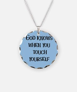 God Knows Necklace