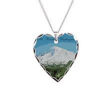 Mt. Rainier #2 Necklace