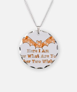 Here I Am Necklace