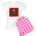 Christmas Bear Women's Light Pajamas