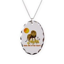 Home For Kwanzaa Necklace