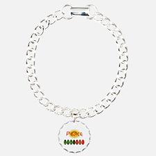 Kwanzaa Peace Shirts Bracelet