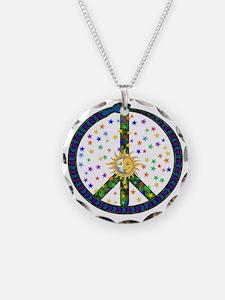 Solstice Peace Necklace