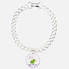 New Years Frog Bracelet