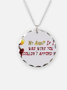 Fine Wine Necklace