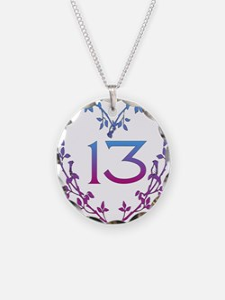 Thirteenth Birthday Necklace