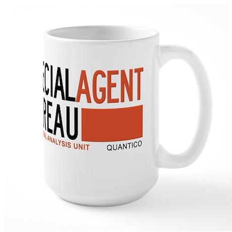 Special Agent Jareau Criminal Minds Large Mug