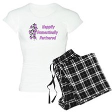 Happily Domestically Partnere pajamas