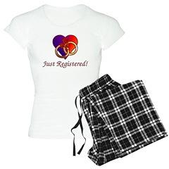 Just Registered Pajamas