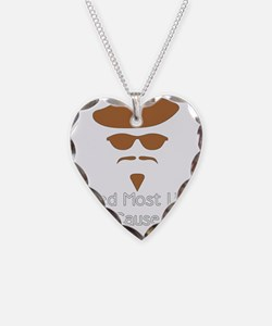 Cause International Incident Necklace