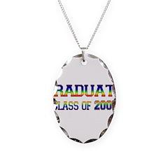 Rainbow Graduate 2007 Necklace