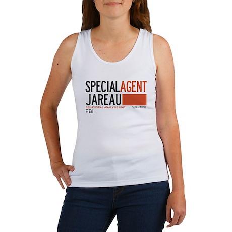Special Agent Jareau Criminal Minds Women's Tank T