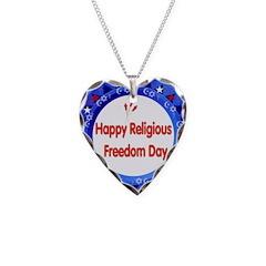 Religious Freedom Necklace