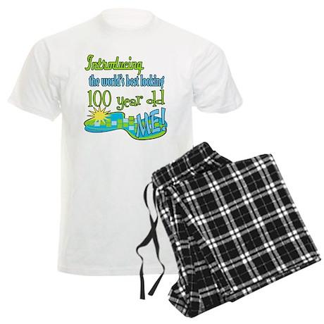 Best Looking 100th Men's Light Pajamas