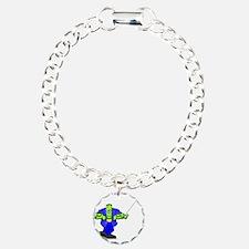 be my valentine Charm Bracelet, One Charm