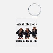 Bush Tibet Keychains